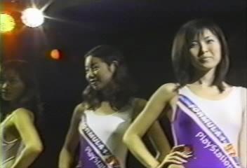 【WinMX拾い】東京ゲームショーSONYプレステのお姉さんがハイレグまんすじで恥ずかしい